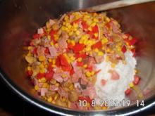 Gemüse-Reis-Topf - Rezept