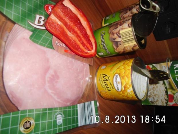 Gemüse-Reis-Topf - Rezept - Bild Nr. 4