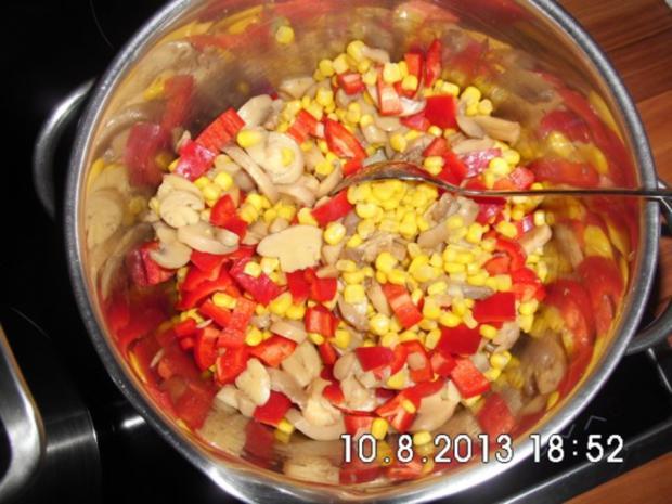 Gemüse-Reis-Topf - Rezept - Bild Nr. 5