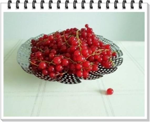 Erfrischend &  vitaminreich Johannisbeeren Shake  zum auslöffeln - Rezept - Bild Nr. 2