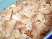 Easy Apple Crumble - Rezept