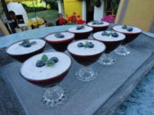 Heidelbeer Creme - Rezept