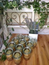 Lavendel-Honig-Muffins - Rezept
