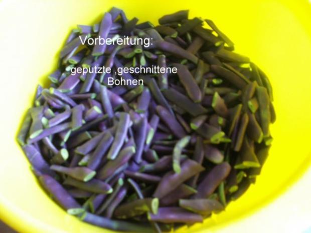 Bohnen für Bohnensalat - Rezept - Bild Nr. 3
