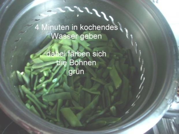 Bohnen für Bohnensalat - Rezept - Bild Nr. 4
