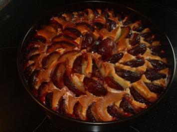 Pflaumenkuchen Kinderleicht - Rezept