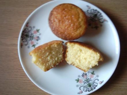 Zitronenmuffins - Rezept