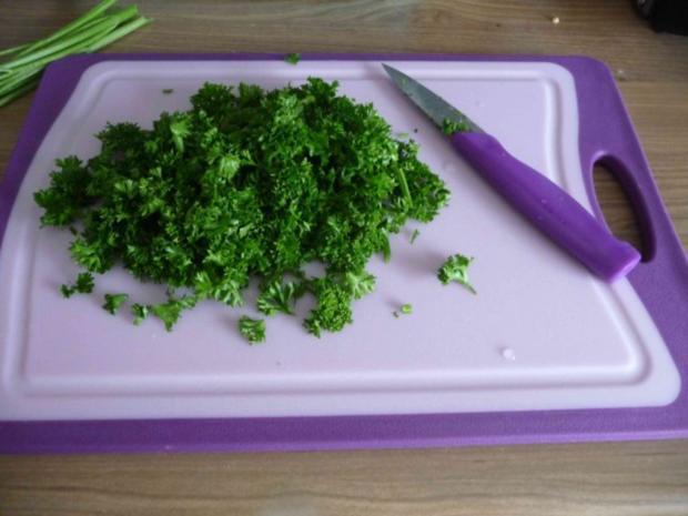 Suppen & Eintöpfe :  Kohlrabi – Spargel – Suppe - Rezept - Bild Nr. 7