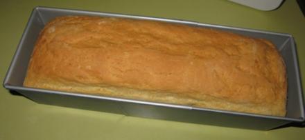 Brot - einfacher geht's kaum - Rezept