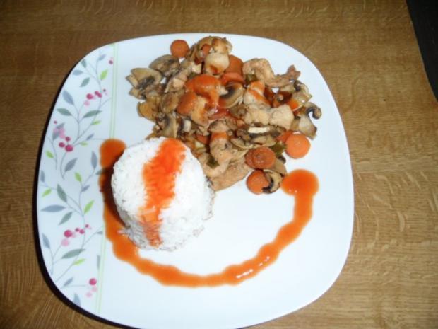 Asiatische rezepte geflugel