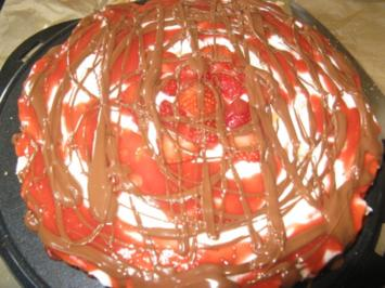 Rezept: Erdbeertorte