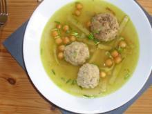 Schöllanger Viehscheidsuppe - Rezept