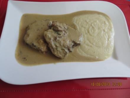 Kochen:Lamm in Milch gegart und cremige Polenta - Rezept