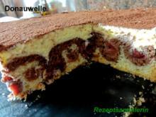KuchenZwerg:   DONAUWELLEN - Rezept