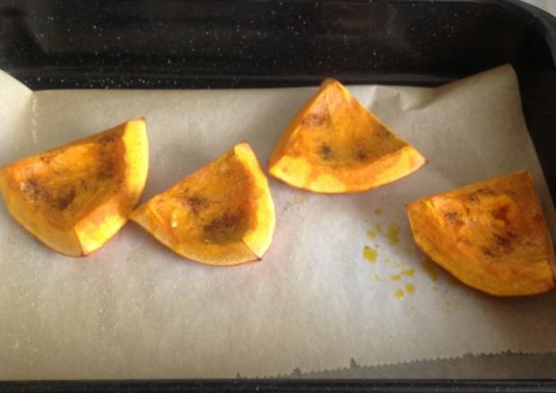 Kürbis - Feta - Muffins - Rezept - Bild Nr. 4