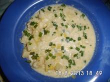 Fischeintopf mit Kräutern - Rezept