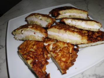 Die besondere Panade für Hähnchenbrustfilet - Rezept