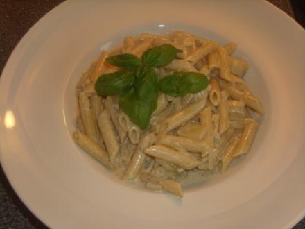 Pasta mit Fenchel und Gorgonzola - Rezept