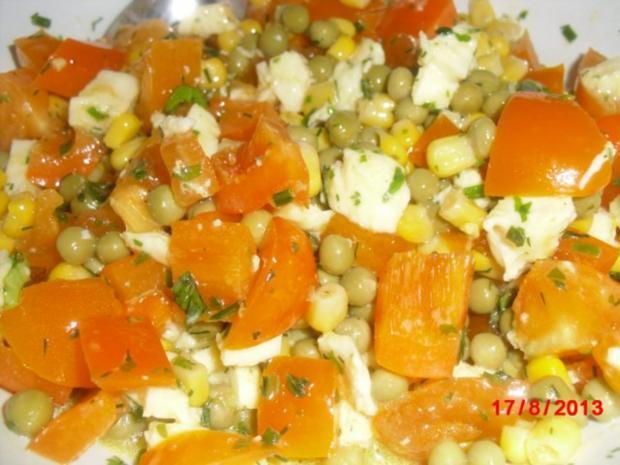 Wrap aus Vollkorn mit Gemüse-Füllung - Rezept - Bild Nr. 3
