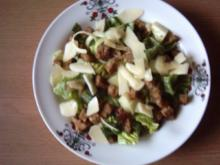 Caesar-Salad mit Honigmelone - Rezept