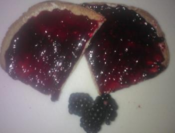 Fruchtaufstriche Brombeere - Rezept