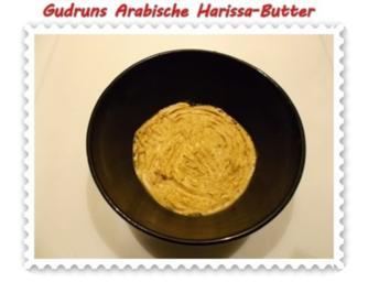 Brotaufstrich: Arabische Harissa-Butter - Rezept