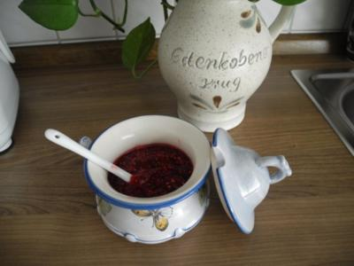 Marmelade : Himbeermarmelade - Rezept