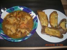 Rustikale Fischsuppe - Rezept