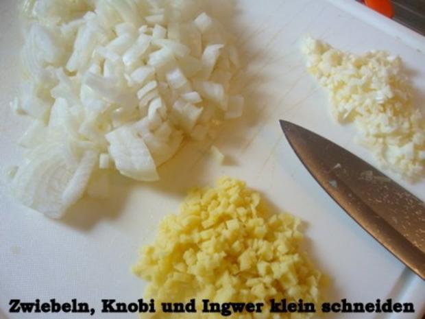 Zucchinichutney mit Rosinen-Ingwer-Kardamom - Rezept - Bild Nr. 4