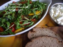 Anti Pasti  mit Zucchini und Paprika - Rezept