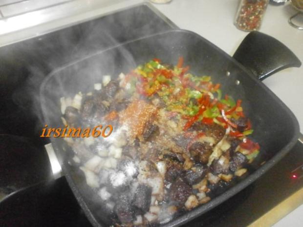 Mexikanisches Feuerfleisch - Rezept - Bild Nr. 6