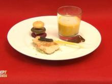 Dreiklang von Ente, Fisch und Kürbis - Rezept - Bild Nr. 2