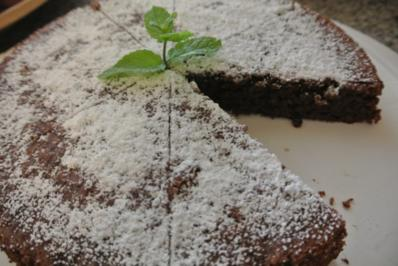 Torta Caprese - Rezept