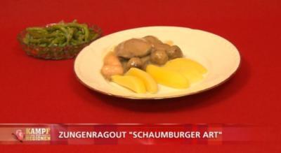 """Zungenragout """"Schaumburger Art"""" - Rezept"""