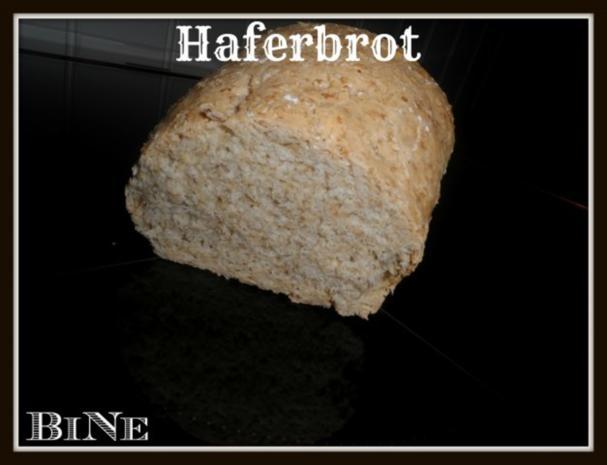 BiNe` S HAFERBROT - Rezept - Bild Nr. 5