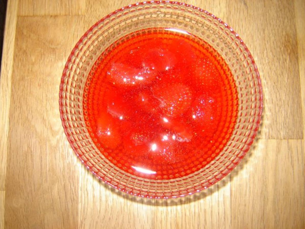 Erdbeerkonfitüre - Rezept By hati