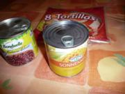Tortillas gefüllt ! - Rezept