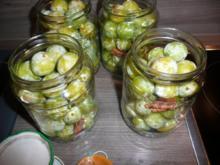 Mirabellen einkochen - Rezept