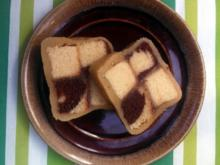 Chevy´s Battenberg Cake ... very traditional British... - Rezept