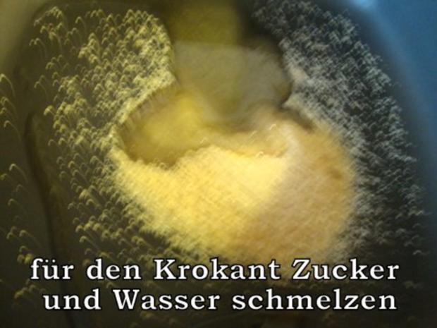 Aprikosen-Birnen Konfitüre mit Haselnusskrokant - Rezept - Bild Nr. 6