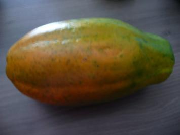 Papaya- Mix, Marmelade oder Dessert - Rezept
