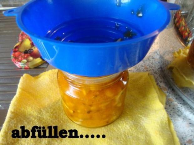 Aprikosen Konfitüre mit Mandeln-Lavendel und Honig - Rezept - Bild Nr. 9