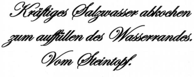 """""""Oma - Friede`s"""" Delikateßgurken im Gärtopf eingelegt. (Rzpt. um 1939) - Rezept - Bild Nr. 18"""
