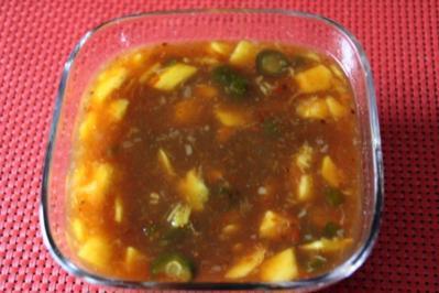 Mango-Jalapeno-Salsa - Rezept