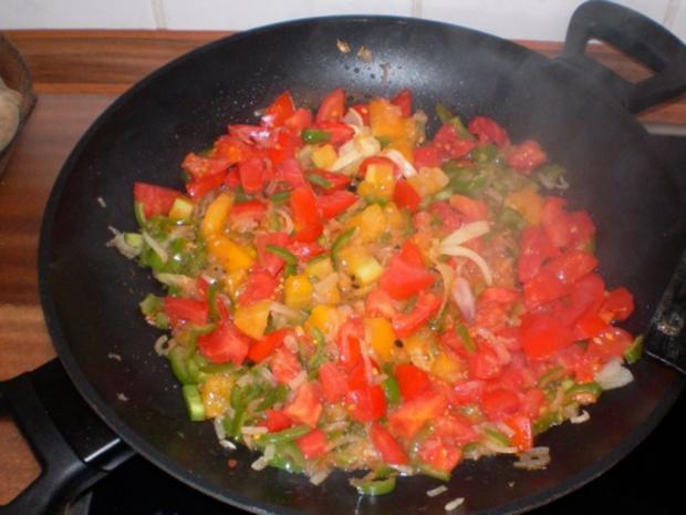 Gemüserühreier - Rezept - Bild Nr. 2