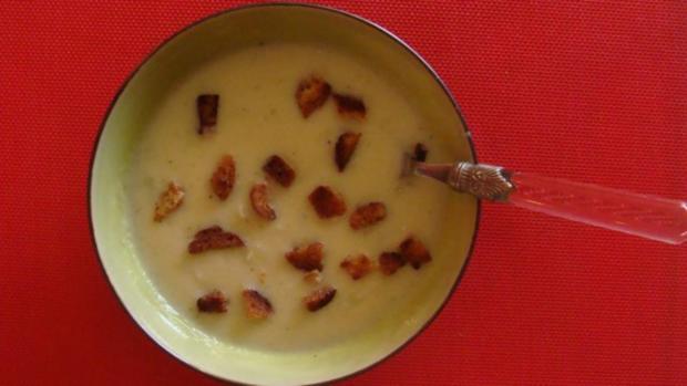 Suppen : Kohlrabisuppe mal ganz anders. - Rezept