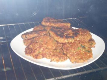 Unsere Vegetarischen Burger - Rezept