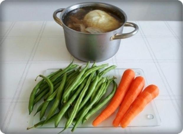 Bunte Gemüsesuppe - Rezept - Bild Nr. 4