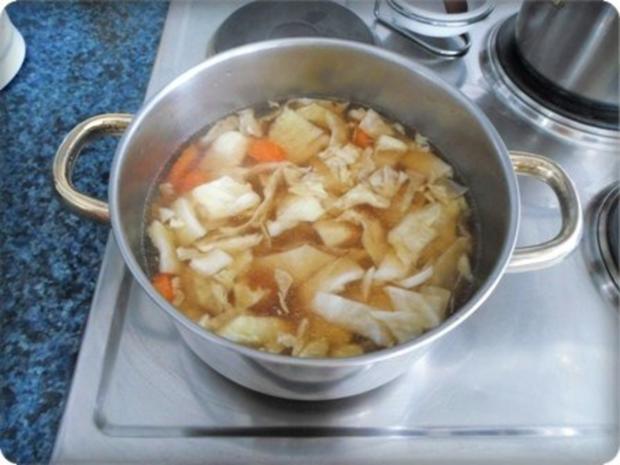Bunte Gemüsesuppe - Rezept - Bild Nr. 17