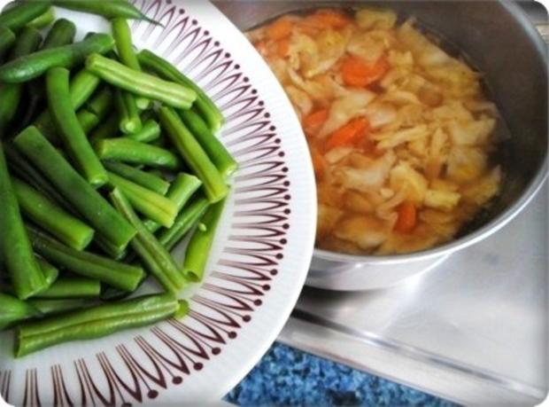 Bunte Gemüsesuppe - Rezept - Bild Nr. 18